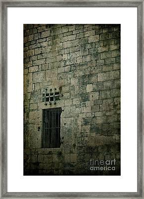Prison Framed Print by Mythja Photography