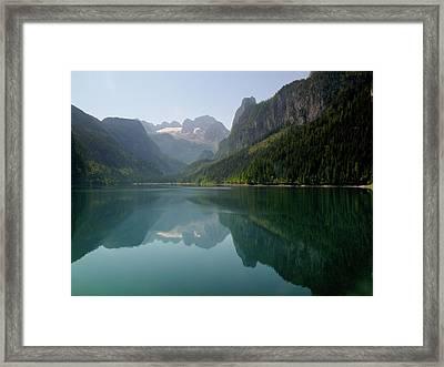 Pristine Framed Print