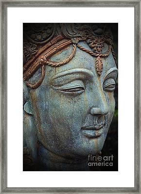 Prithvi Mata Framed Print by Lilliana Mendez