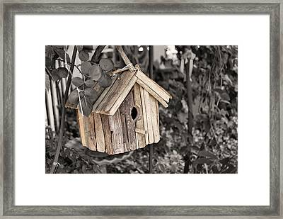 Private Cottage Framed Print by JAMART Photography