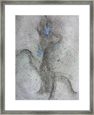 Private Dancer Two Framed Print by Marwan George Khoury