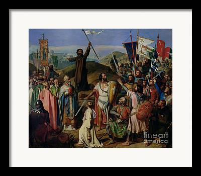 Bishop Hill Framed Prints