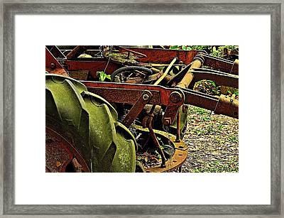 Product Of Age Framed Print by William Jones