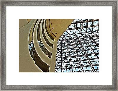 Profiles In Courage Framed Print by Frank Garciarubio