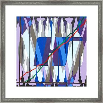 Profit Framed Print by Dennis McCann