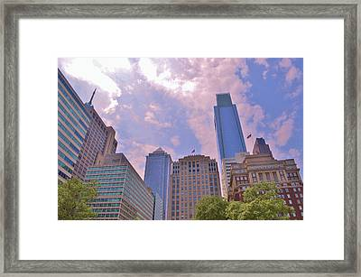 Progress Framed Print by Marla McPherson