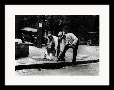 1920s Candid Framed Prints