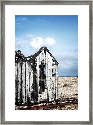 Projekt Desolate Safehouse Framed Print by Stuart Ellesmere