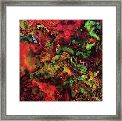 Proletariat's Provocation Framed Print