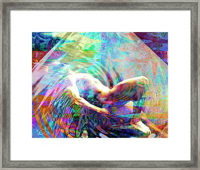 Prometheus Framed Print by David Derr