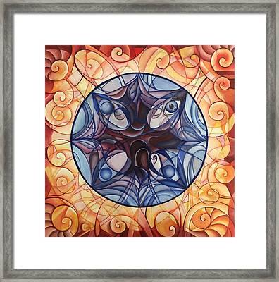 Prometheus Prism Framed Print