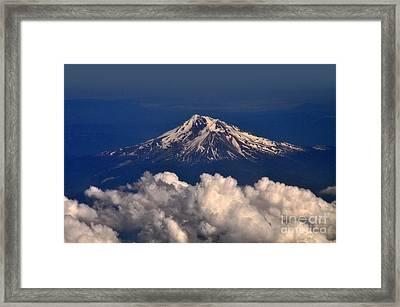Prominence Framed Print