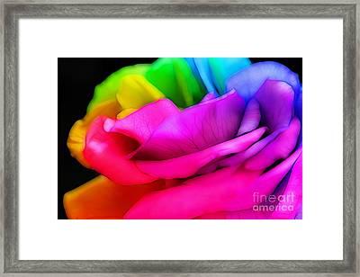 Promise Me Framed Print by Krissy Katsimbras