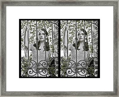 Promise To Keep Framed Print by Thorne Owenly