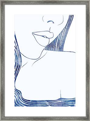 Pronoe Framed Print