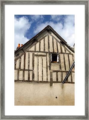Proper House Framed Print by Jez C Self