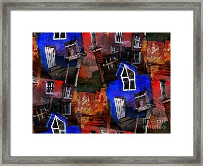 Property In Ireland Framed Print