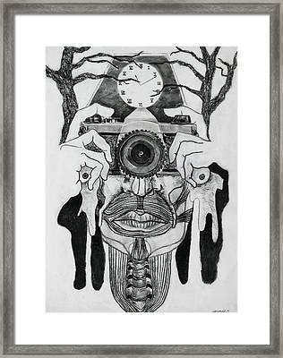 Prophet 11 11 Framed Print by Ryan Babcock