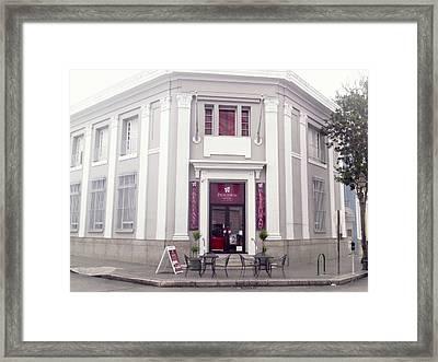 Proscenium  Framed Print