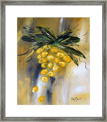 Prosecco Framed Print by Kathy Morawiec