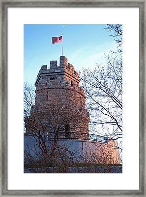 Prospect Hill Somerville Ma 2 Framed Print by Toby McGuire