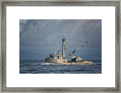 Framed Print featuring the photograph Prosperity 2 by Randy Hall