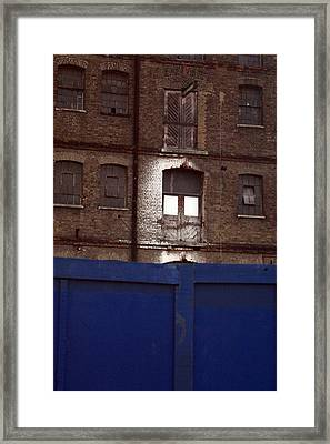 Protected Framed Print by Jez C Self