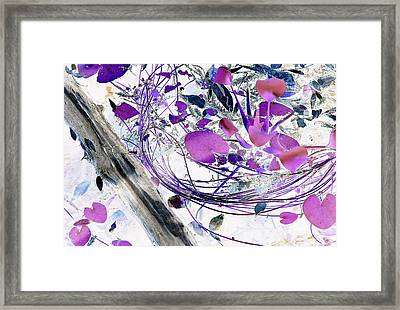 Protecting The Environment Framed Print