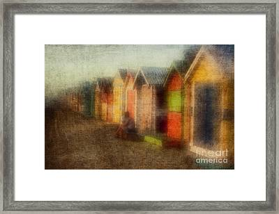 Protection Framed Print by Andrew Paranavitana