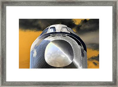 Proud Framed Print by David Lee Thompson