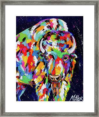 Provider Framed Print by Tracy Miller