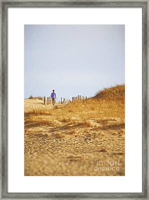 Provincetown I Framed Print by HD Connelly