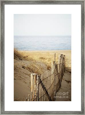 Provincetown II Framed Print by HD Connelly