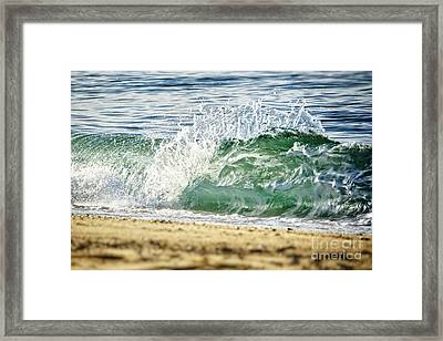 Provincetown Iv Framed Print by HD Connelly