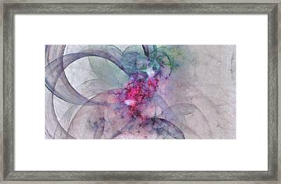 Provocation Symmetry  Id 16097-150839-31700 Framed Print
