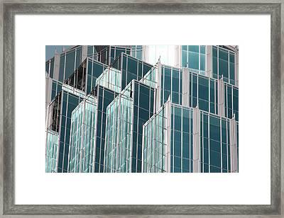Pru Framed Print by Brandon Roberts