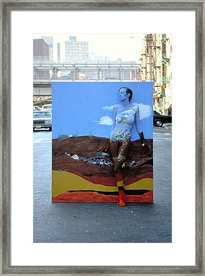 Ps19 Framed Print by Filippo Ioco