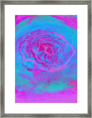 Psychedelic Series 1 Framed Print