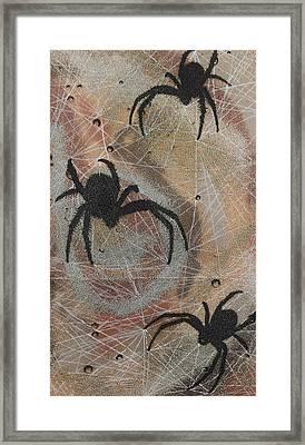 Psychomania Framed Print by Arnuda