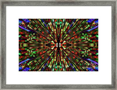 Framed Print featuring the photograph Psychotomimetic.. by Nina Stavlund