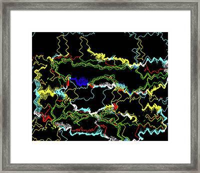 Ptsd Framed Print