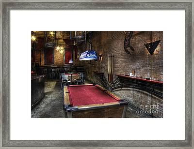 Pub Framed Print by Jeremy Woodhouse