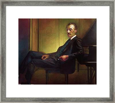 Puccini Framed Print by Michael Newberry