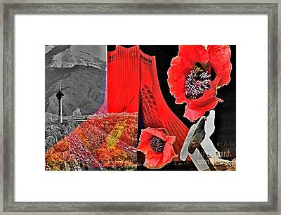 Pulse Framed Print