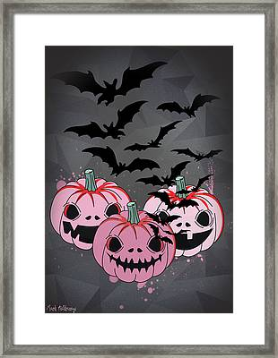 Pumpkin  Framed Print by Mark Ashkenazi