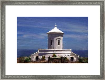 Punta Del Este, Uruguay Framed Print