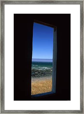 Punta Gorda - The Lost Coast Framed Print