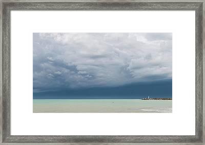Punta Secca, Sicilia Framed Print