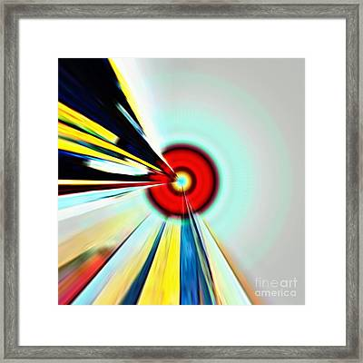 Farsighted  Framed Print