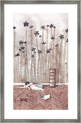Puppet Framed Print by Soosh
